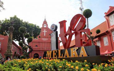La coloniale Malacca en famille