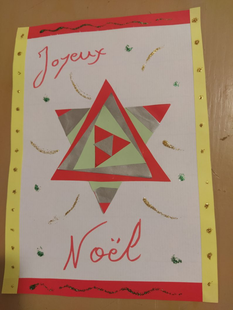 diy-cartes-noel-étoile