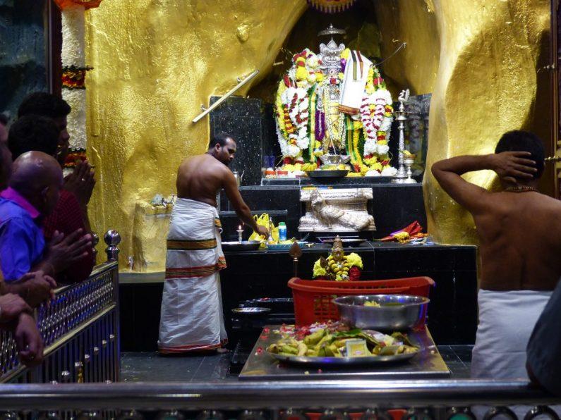 Cérémonie hindoue