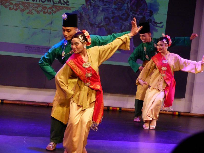 Danses malaisiennes