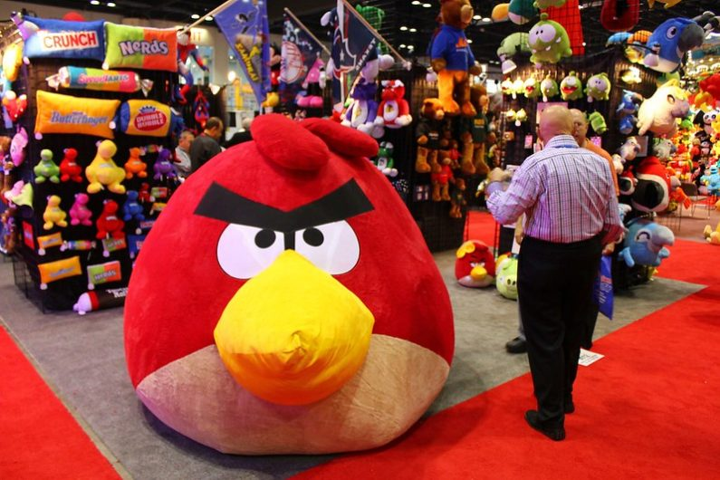 Angry birds activites park