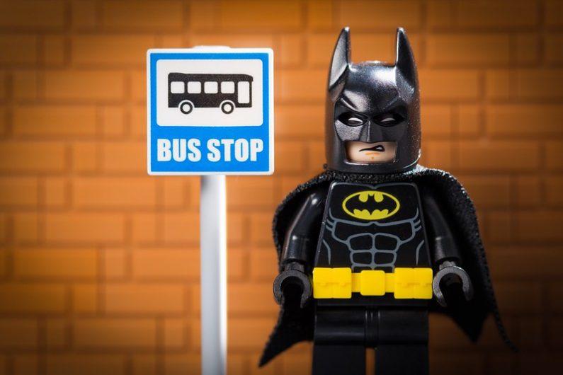 Station de bus Legoland en Malaisie