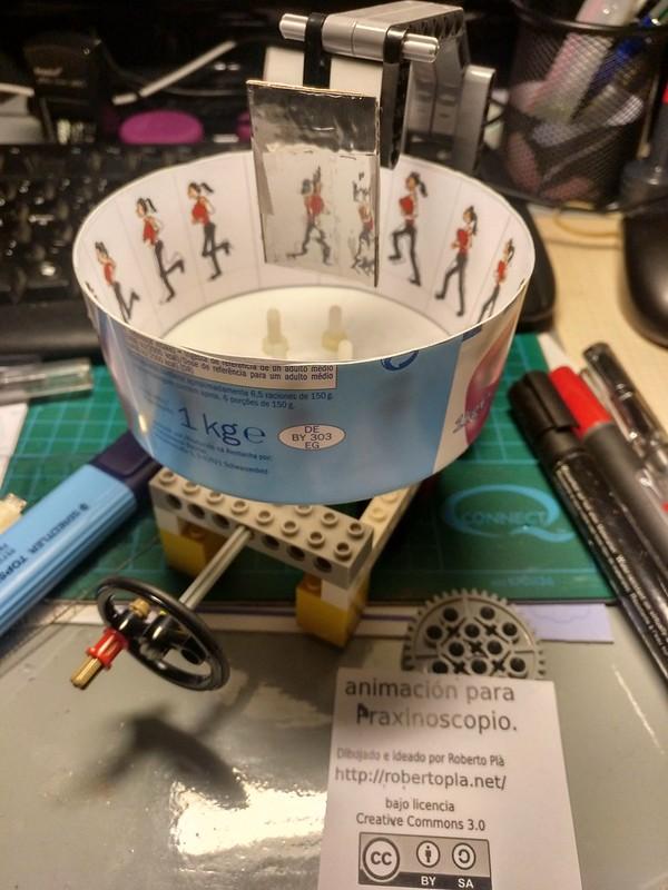 Expériences Legotechnic