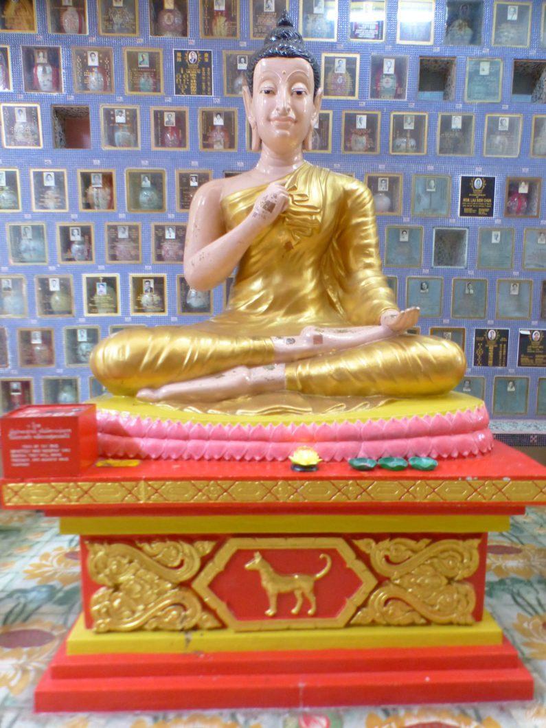 bouddha astrologique