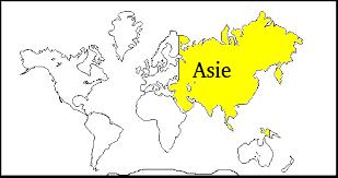 L'Asie