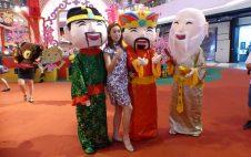 Nouvel an asiatique : les étoiles du bonheur