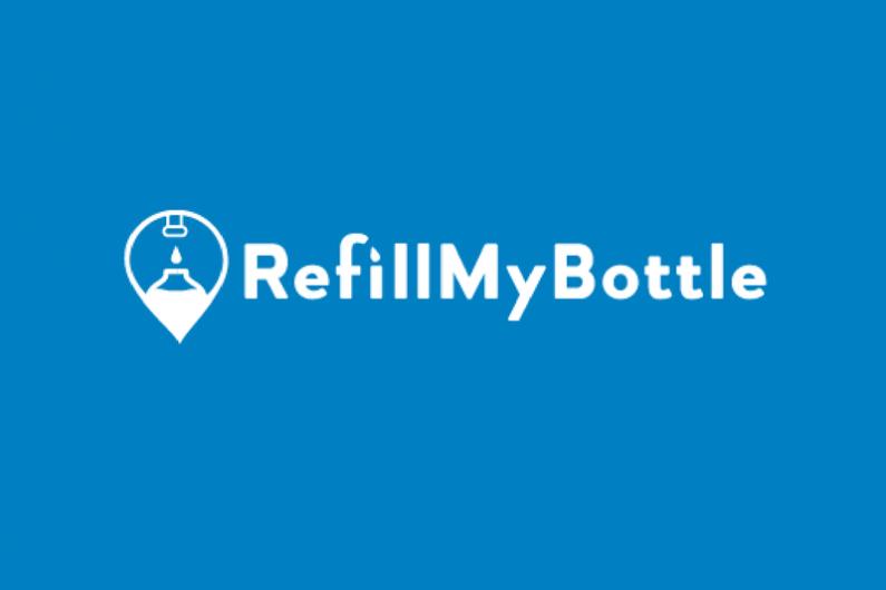 Refill my bottle : logo