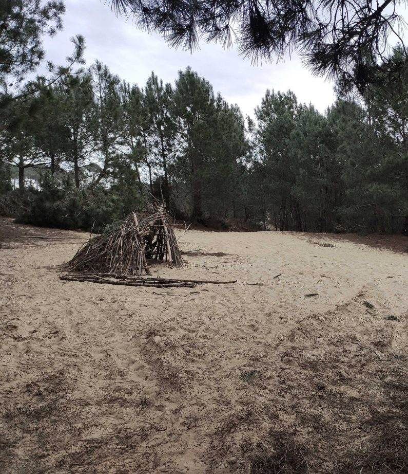 cabane robinson crusoe